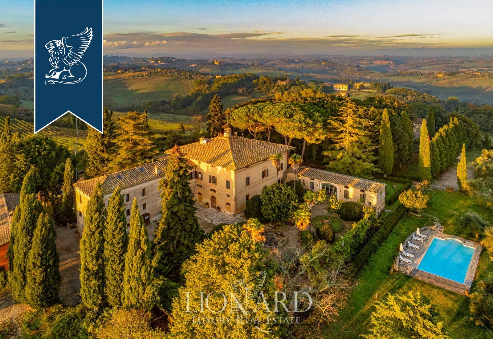 Villa in Vendita a Siena: 0 locali, 3000 mq - Foto 4