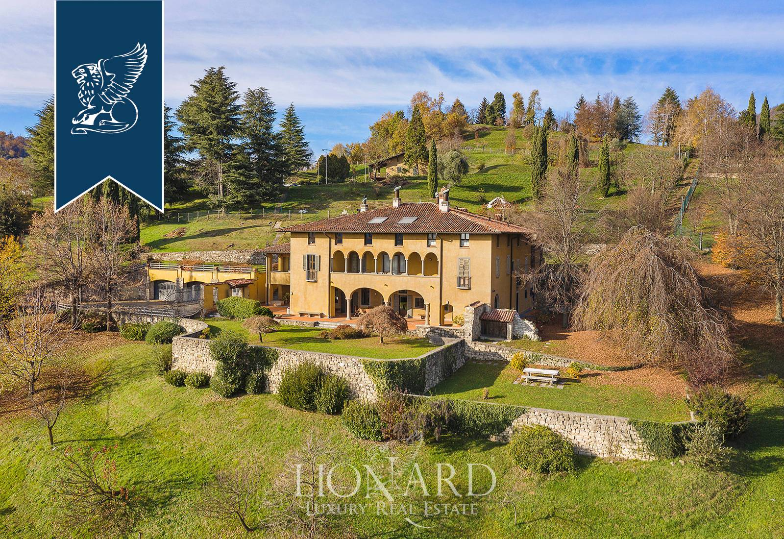 Villa in Vendita a Cenate Sotto: 0 locali, 1500 mq - Foto 2