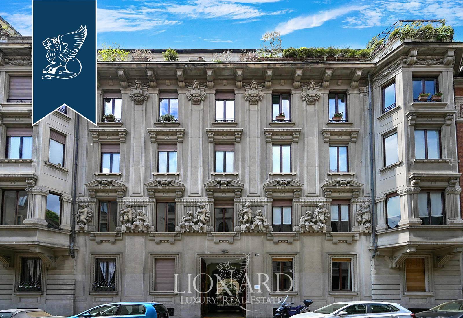 Appartamento in Vendita a Milano: 180 mq  - Foto 1