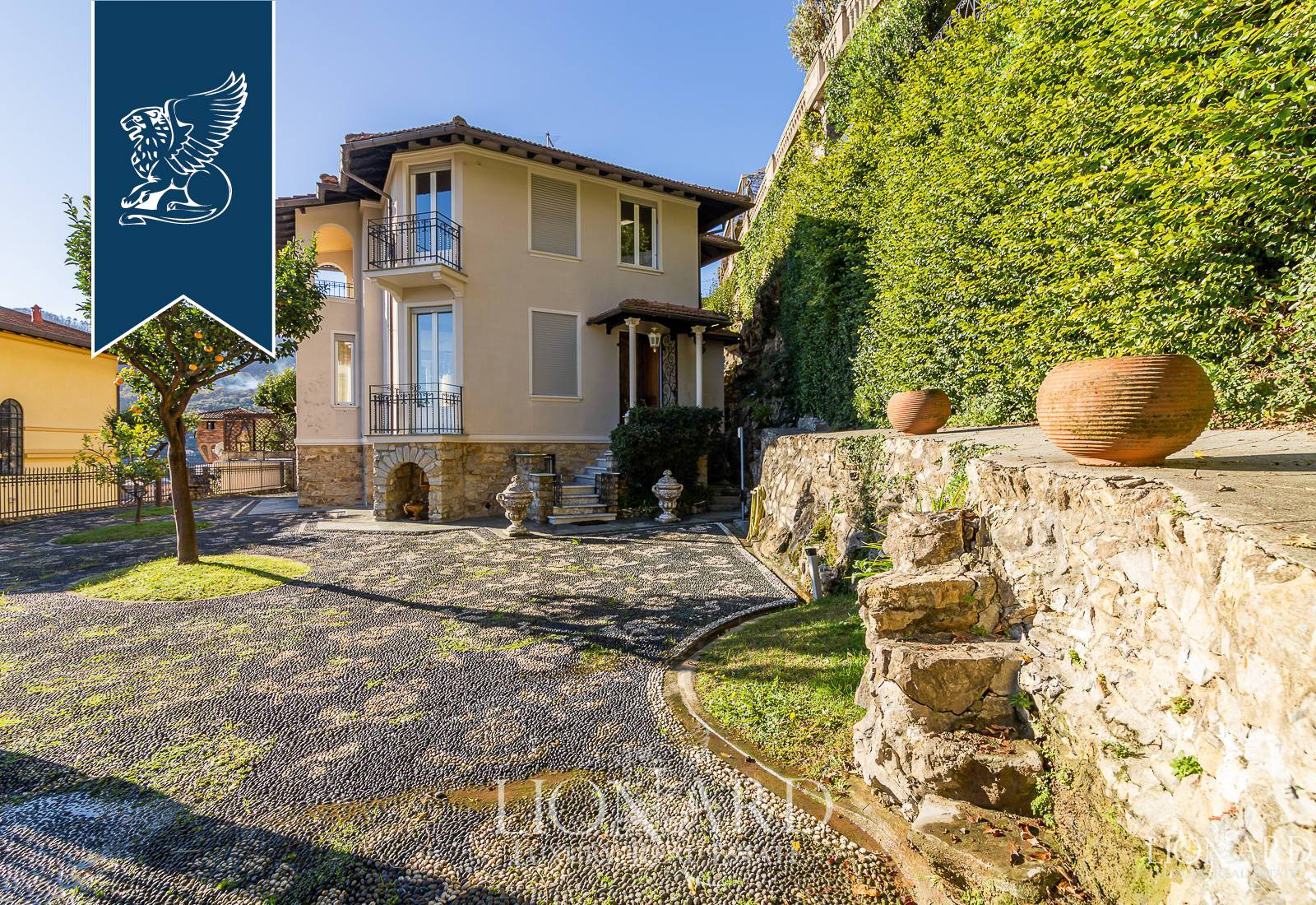 Villa in Vendita a Santa Margherita Ligure: 0 locali, 350 mq - Foto 8