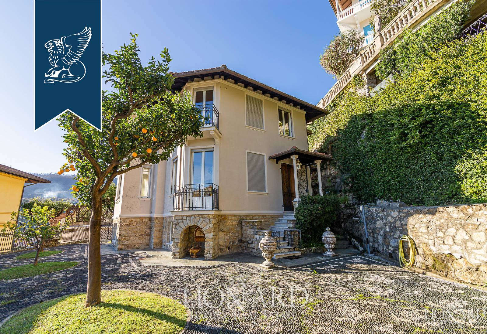 Villa in Vendita a Santa Margherita Ligure: 0 locali, 350 mq - Foto 6