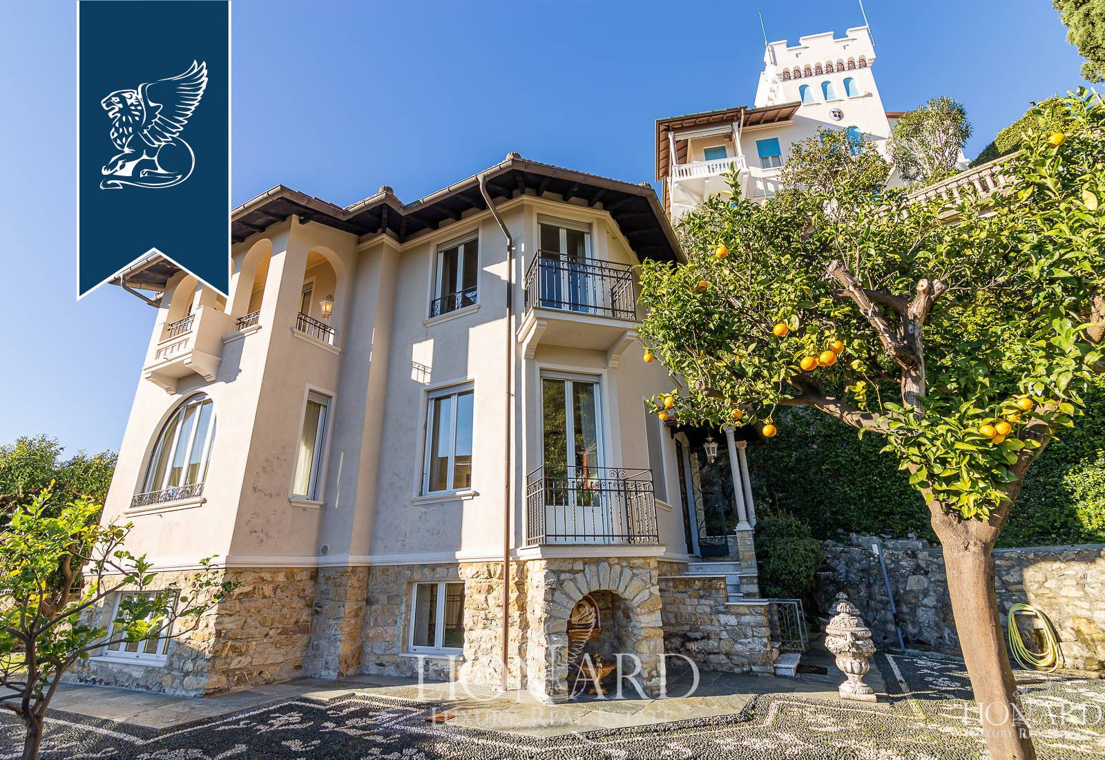 Villa in Vendita a Santa Margherita Ligure: 0 locali, 350 mq - Foto 4