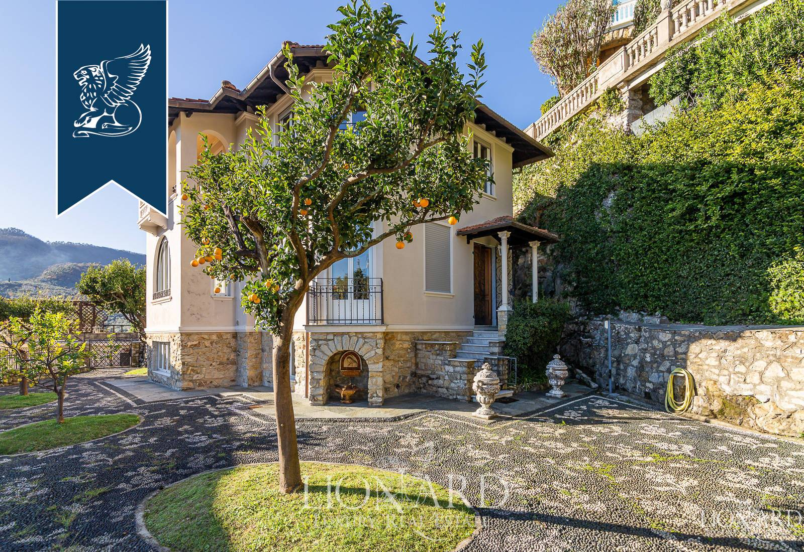 Villa in Vendita a Santa Margherita Ligure: 0 locali, 350 mq - Foto 5
