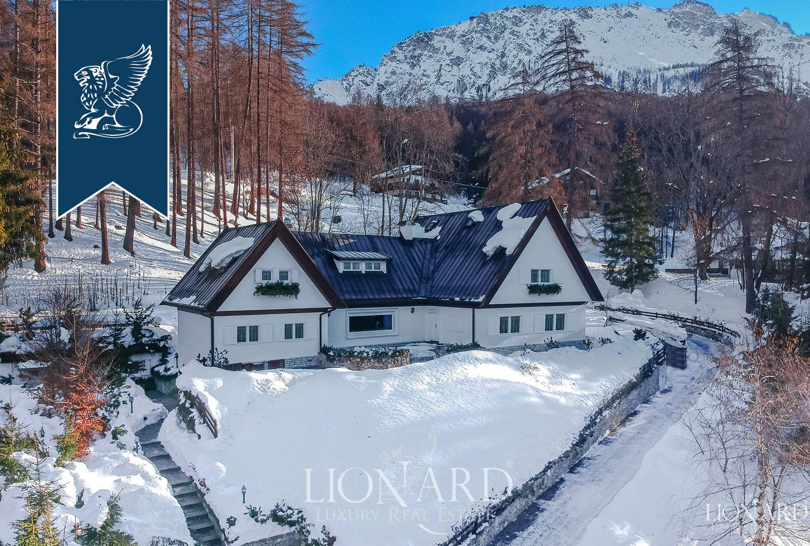 Villa in Vendita a Cortina D'Ampezzo: 0 locali, 1100 mq - Foto 3