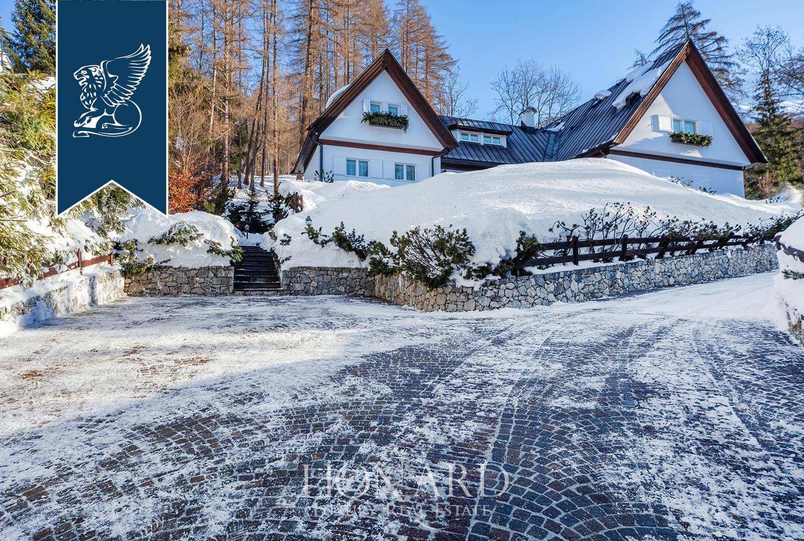 Villa in Vendita a Cortina D'Ampezzo
