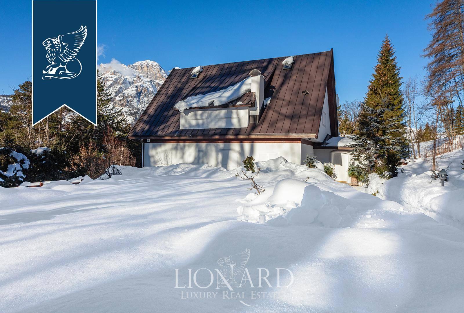 Villa in Vendita a Cortina D'Ampezzo: 0 locali, 1100 mq - Foto 5