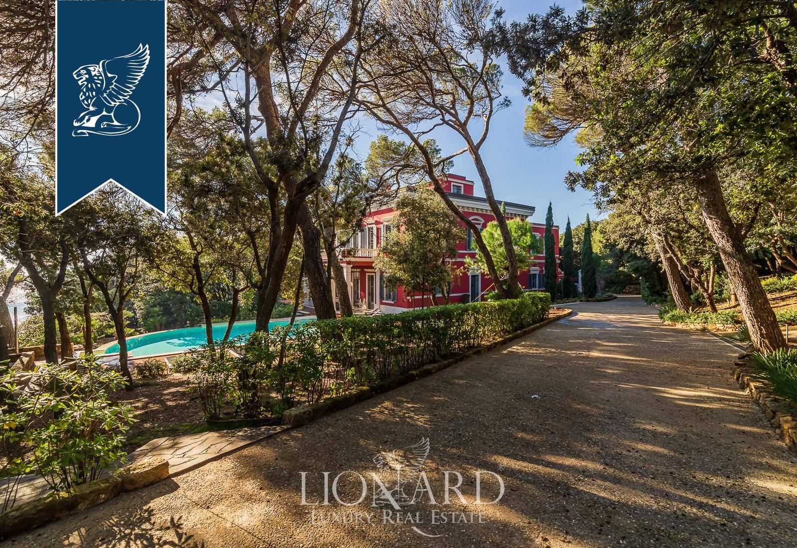 Villa in Vendita a Rosignano Marittimo: 0 locali, 820 mq - Foto 6
