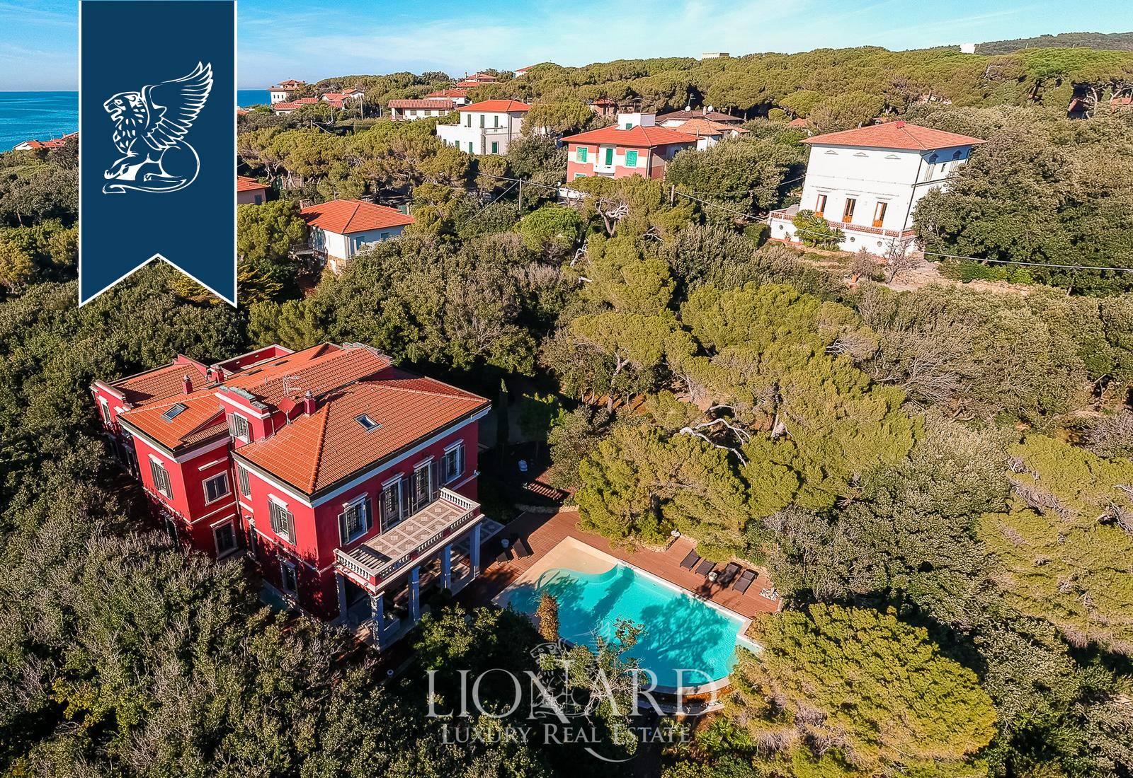 Villa in Vendita a Rosignano Marittimo: 0 locali, 820 mq - Foto 5