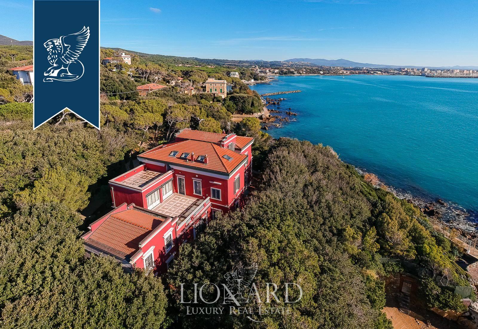 Villa in Vendita a Rosignano Marittimo: 0 locali, 820 mq - Foto 3