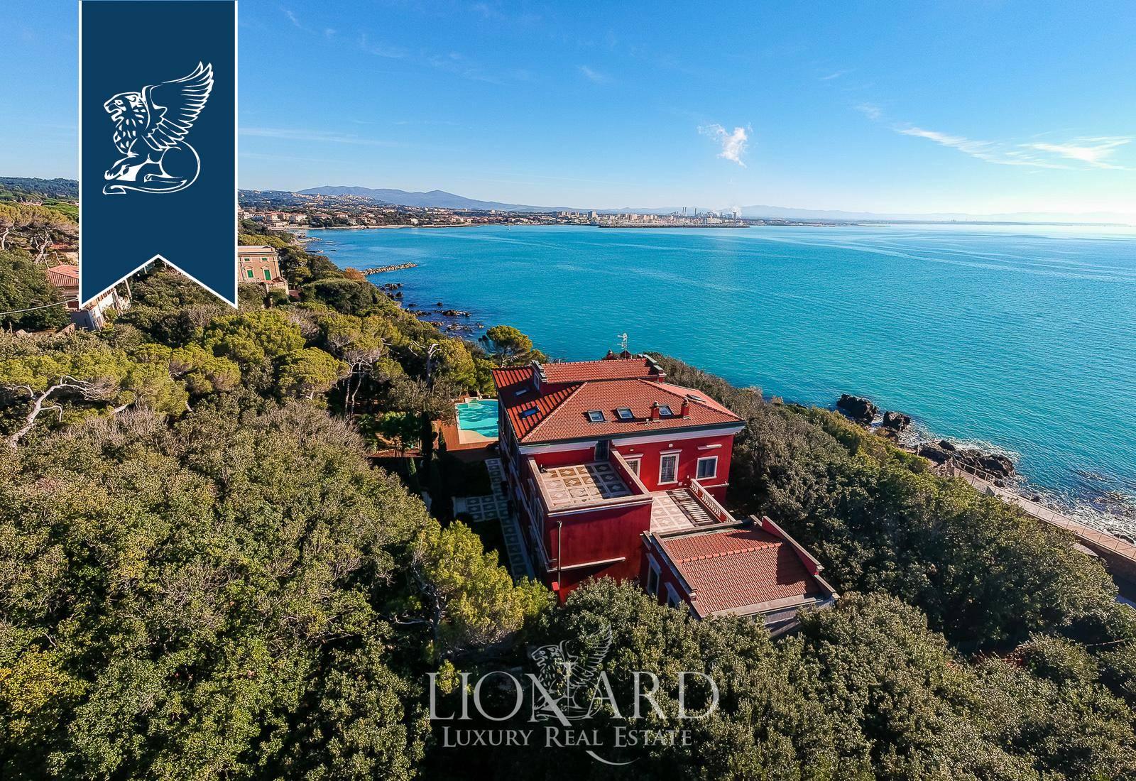 Villa in Vendita a Rosignano Marittimo: 0 locali, 820 mq - Foto 2