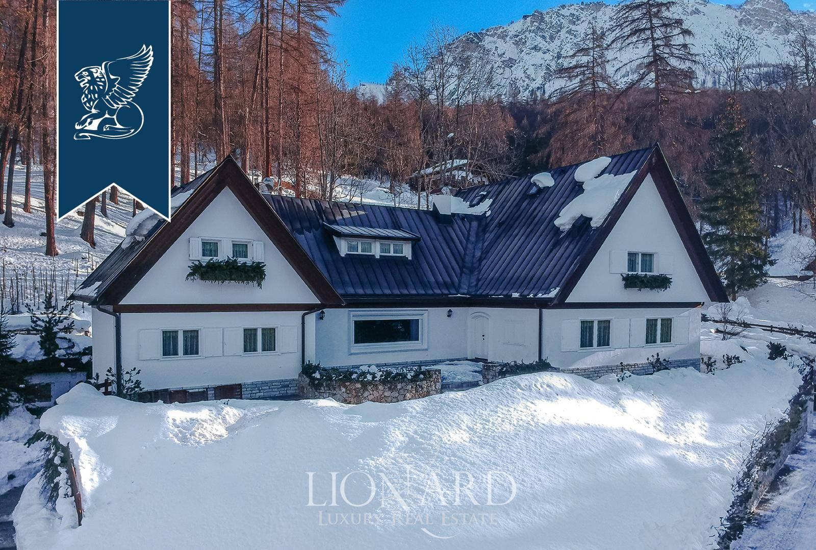 Villa in Vendita a Cortina D'Ampezzo: 0 locali, 1100 mq - Foto 4