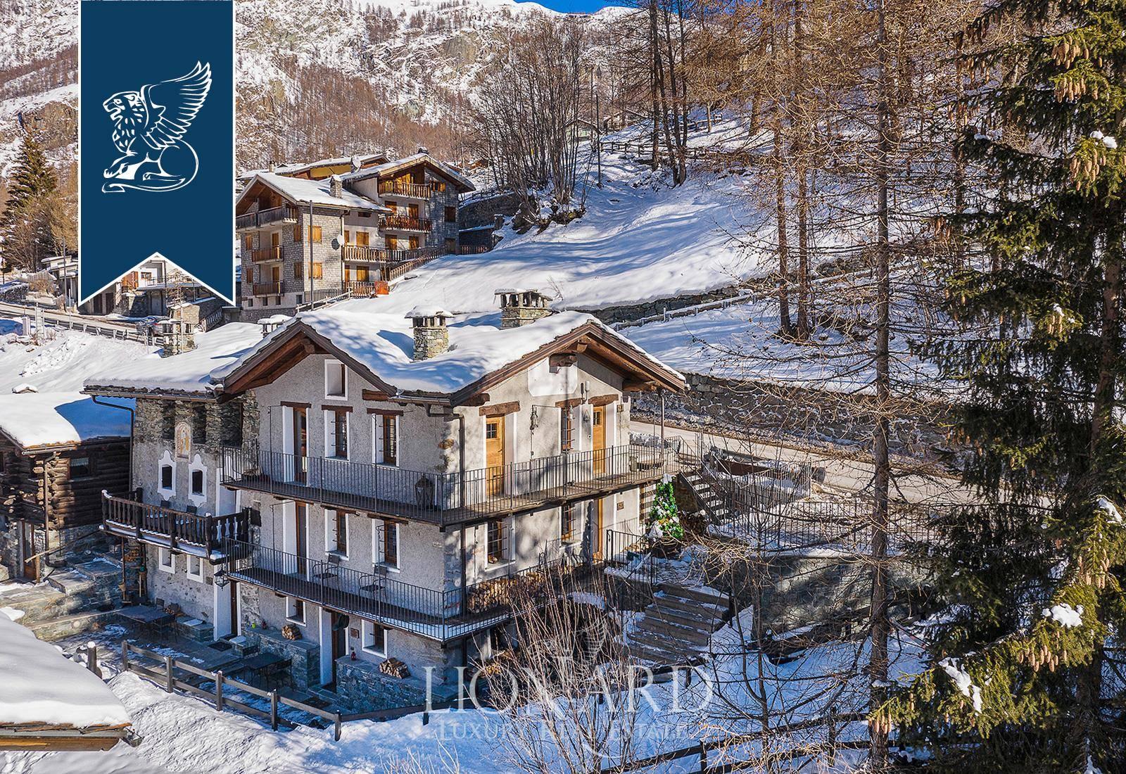Villa in Vendita a Valtournenche: 0 locali, 400 mq - Foto 5