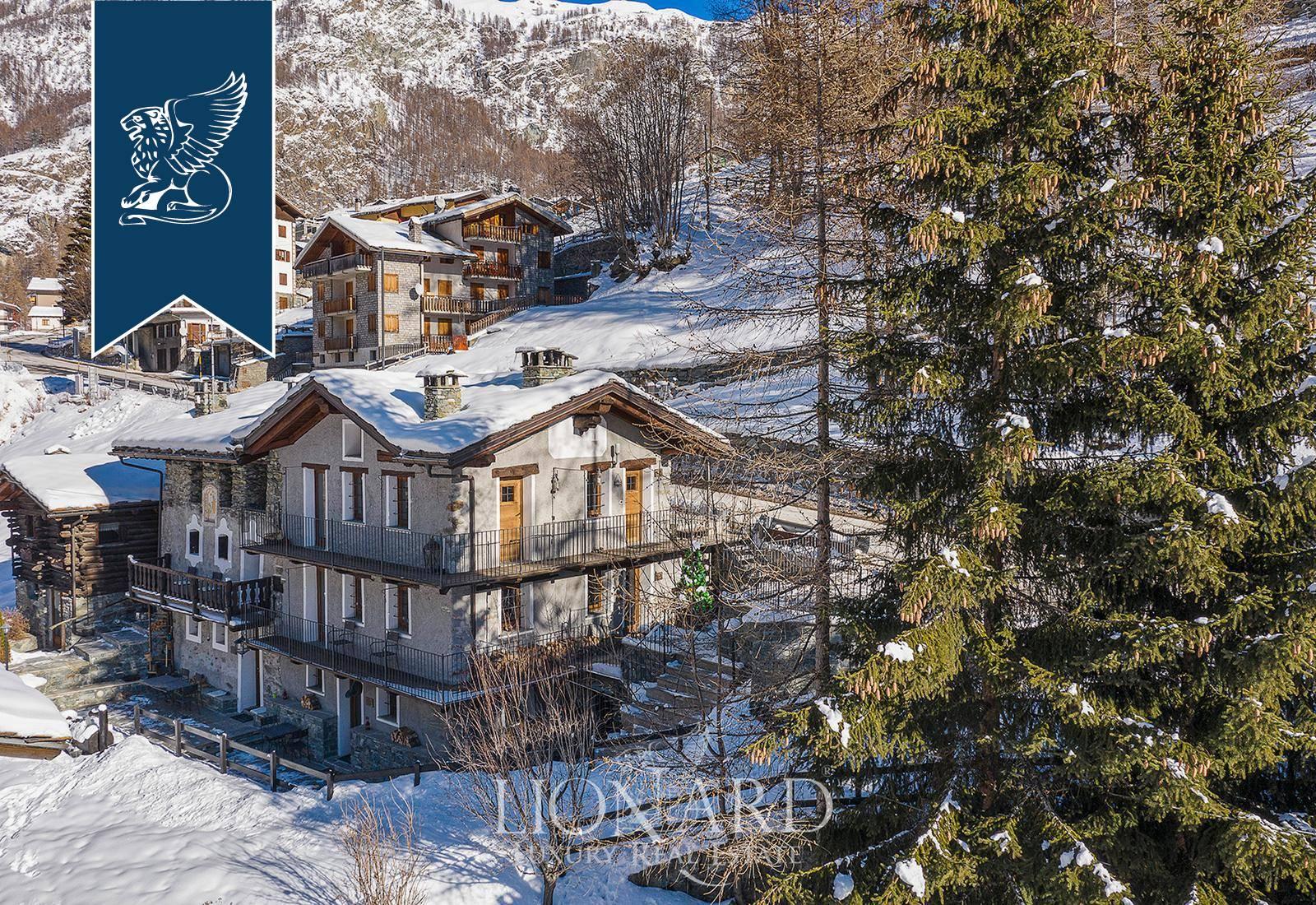 Villa in Vendita a Valtournenche: 0 locali, 400 mq - Foto 4