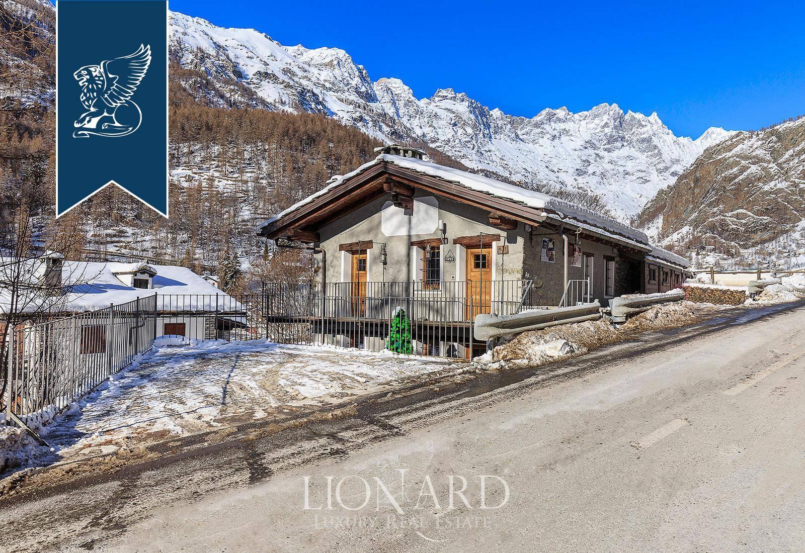 Villa in Vendita a Valtournenche: 0 locali, 400 mq - Foto 8