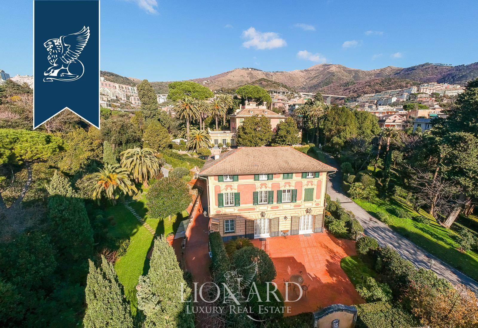 Villa in Vendita a Genova