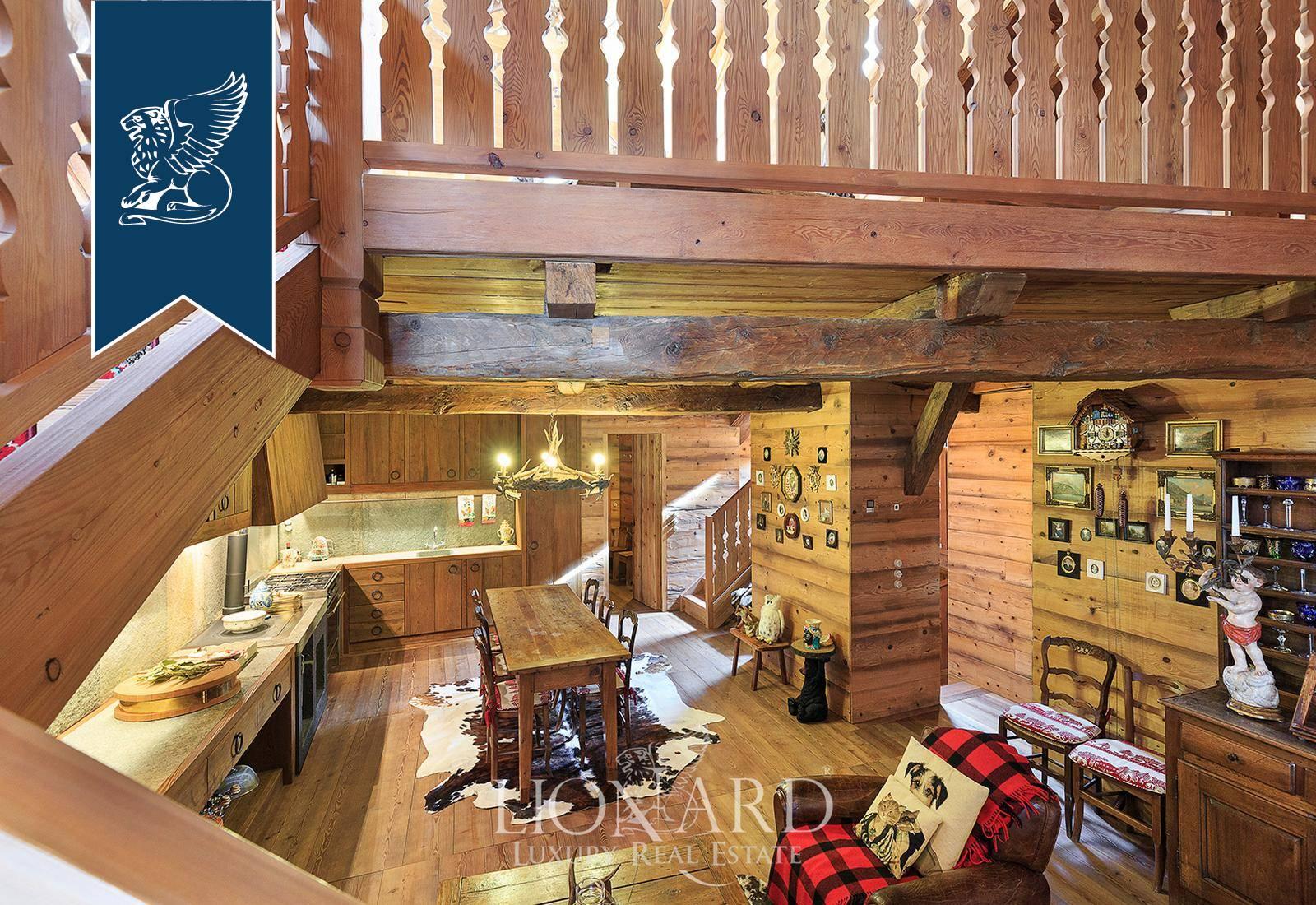 Villa in Vendita a Courmayeur: 0 locali, 380 mq - Foto 9
