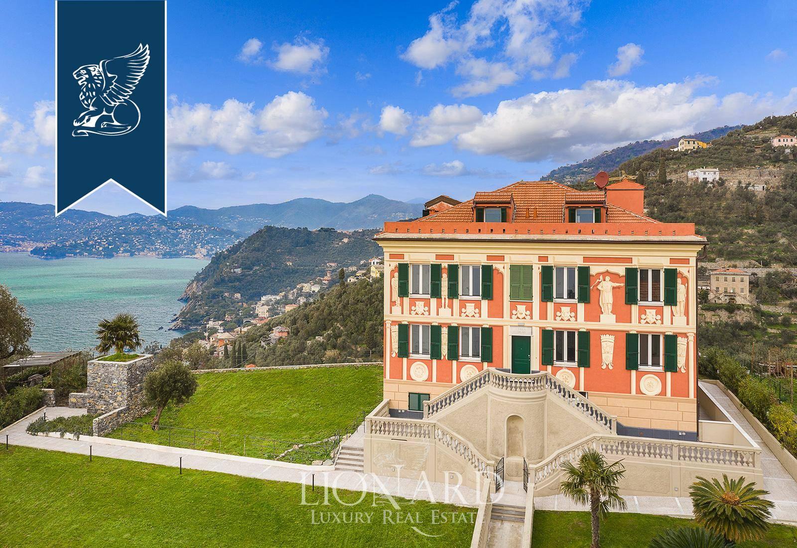 Villa in Vendita a Zoagli: 0 locali, 800 mq - Foto 1