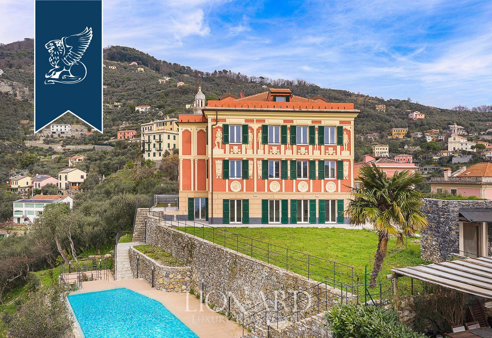 Villa in Vendita a Zoagli: 0 locali, 800 mq - Foto 8