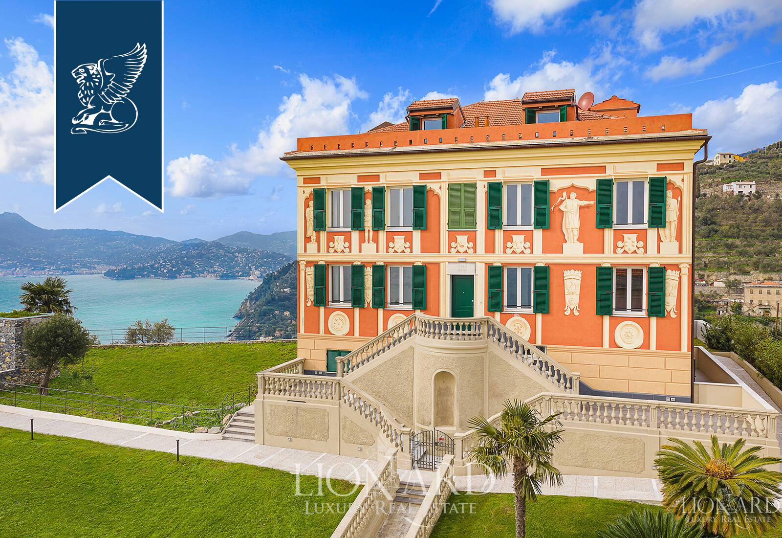 Villa in Vendita a Zoagli: 0 locali, 800 mq - Foto 2