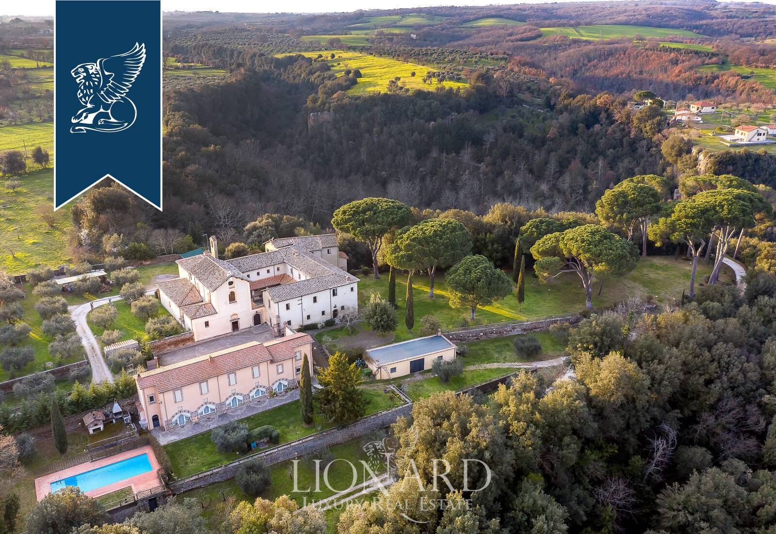 Villa in Vendita a Gallese: 0 locali, 1800 mq - Foto 2