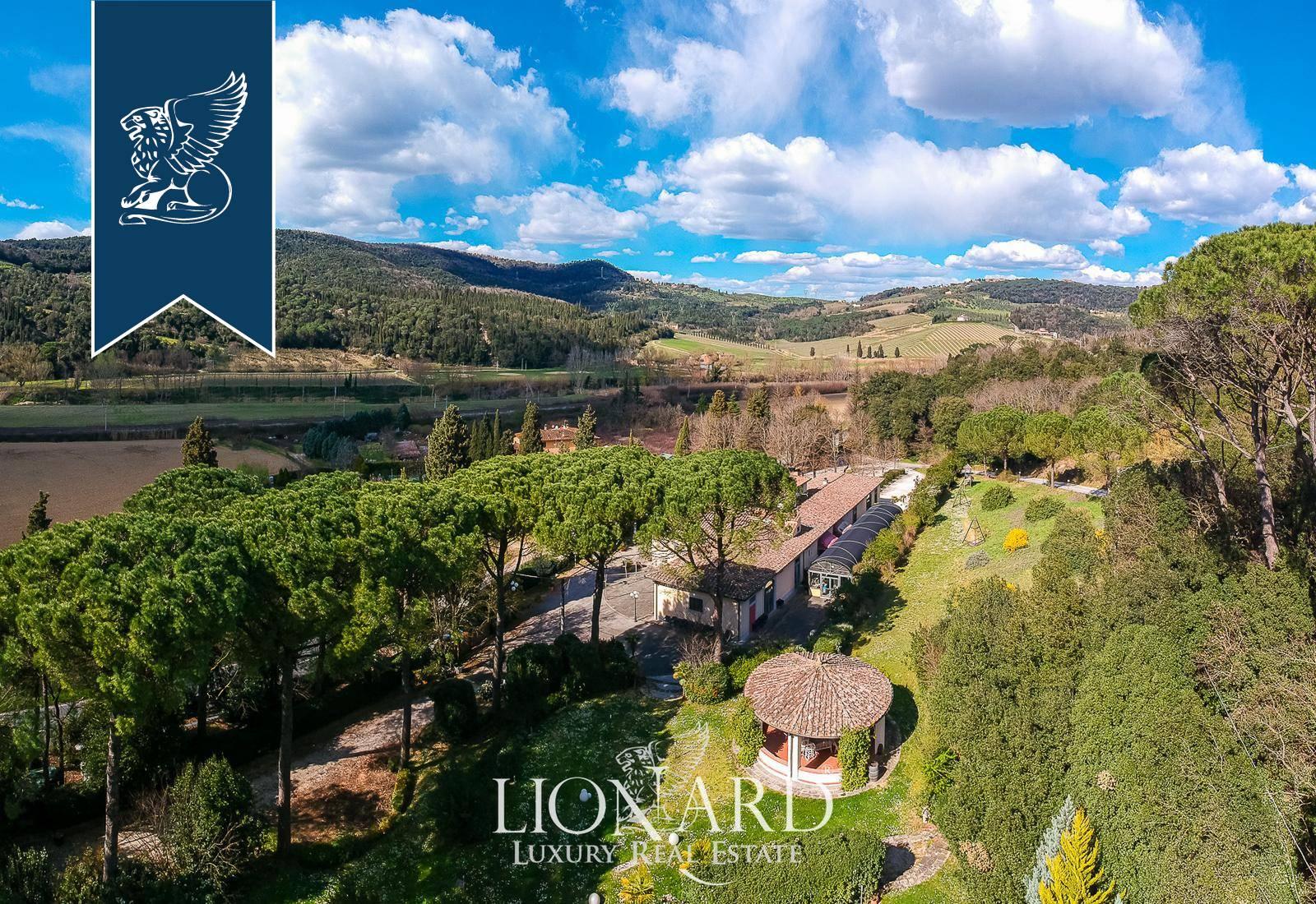 Villa in Vendita a Capraia E Limite: 0 locali, 1000 mq - Foto 4