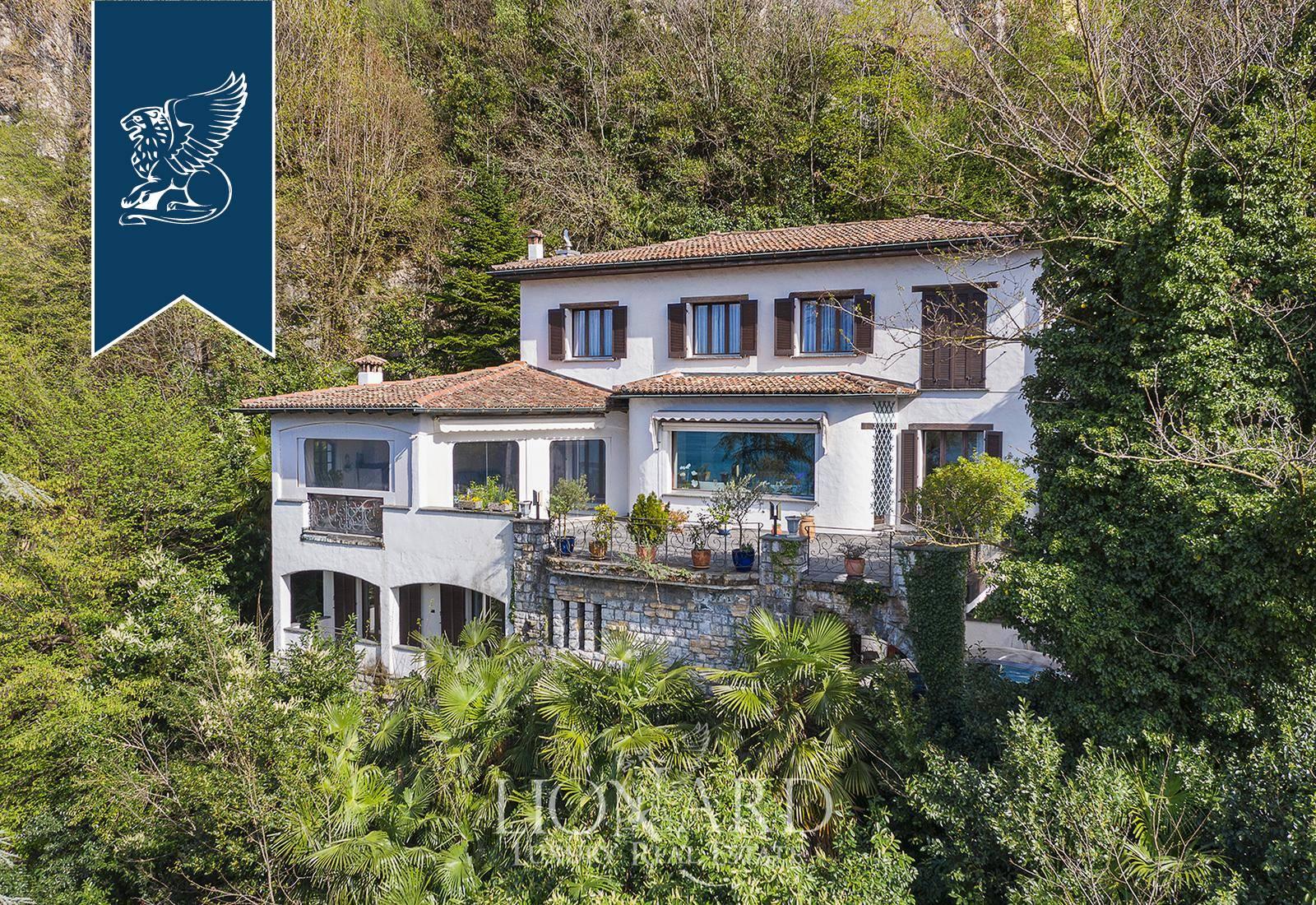 Villa in Vendita a Campione D'Italia: 0 locali, 354 mq - Foto 2
