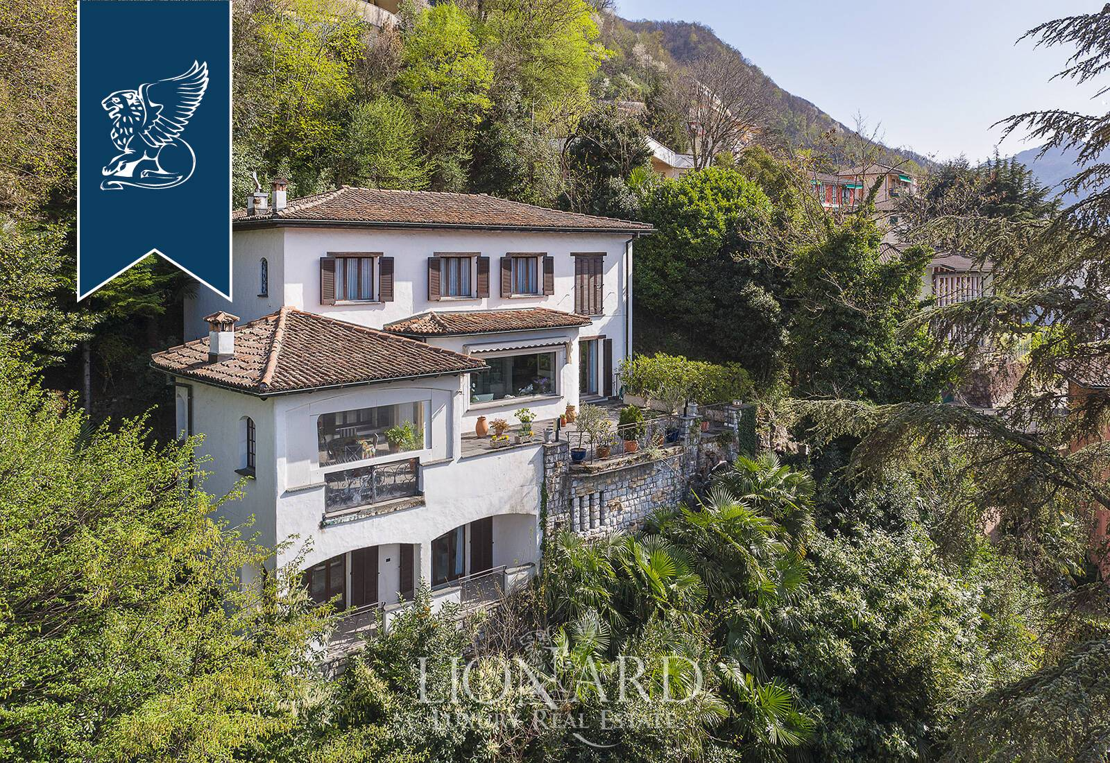 Villa in Vendita a Campione D'Italia: 0 locali, 354 mq - Foto 4
