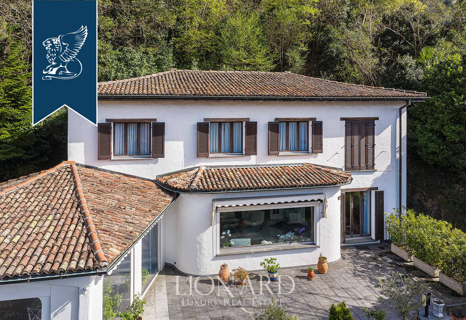 Villa in Vendita a Campione D'Italia: 0 locali, 354 mq - Foto 5
