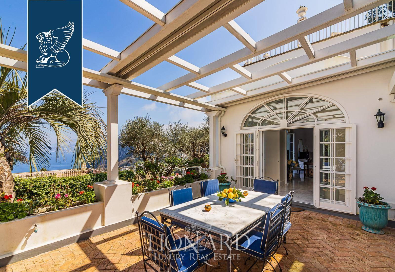 Villa in Vendita a Capri: 0 locali, 250 mq - Foto 2