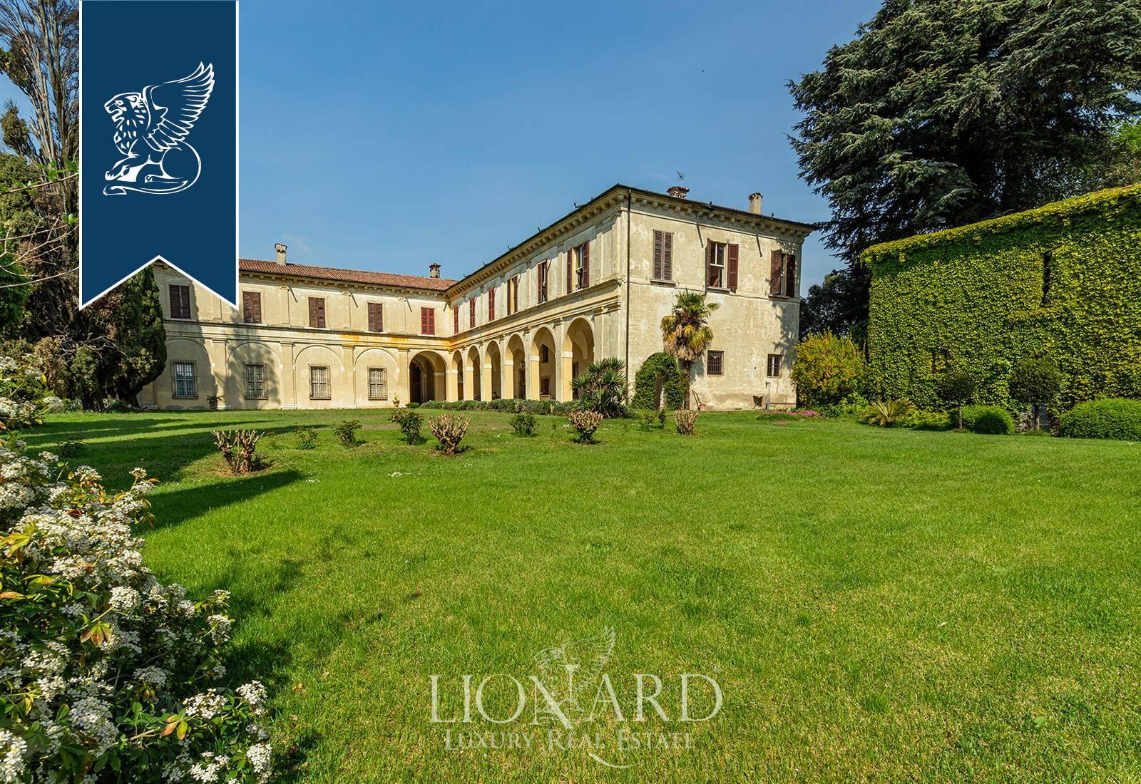 Villa in Vendita a Cazzago San Martino: 0 locali, 1090 mq - Foto 1