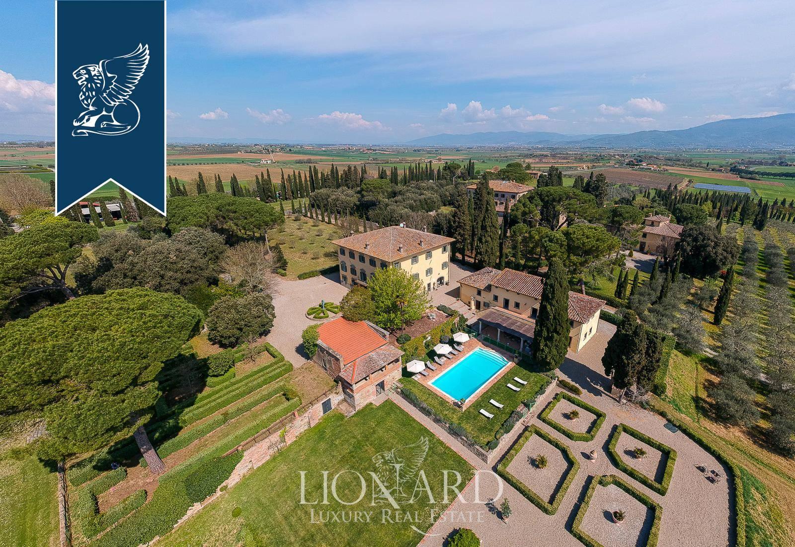 Villa in Vendita a Cortona: 0 locali, 1500 mq - Foto 2