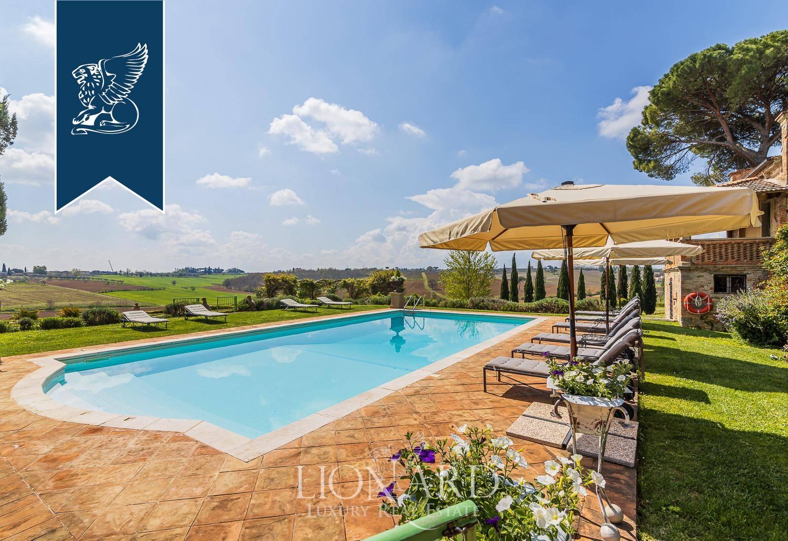 Villa in Vendita a Cortona: 0 locali, 1500 mq - Foto 9