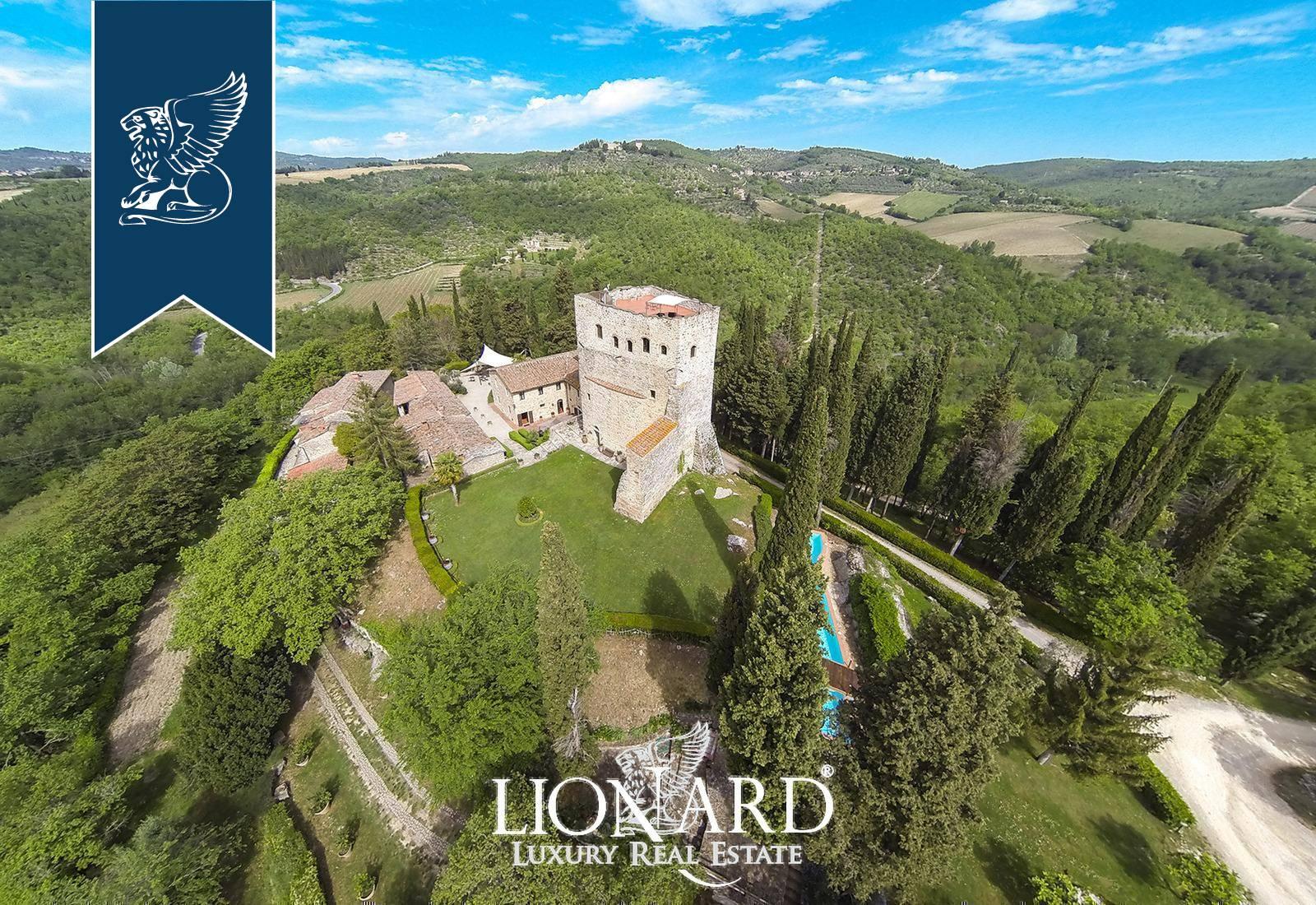 Villa in Vendita a Gaiole In Chianti: 0 locali, 4000 mq - Foto 5