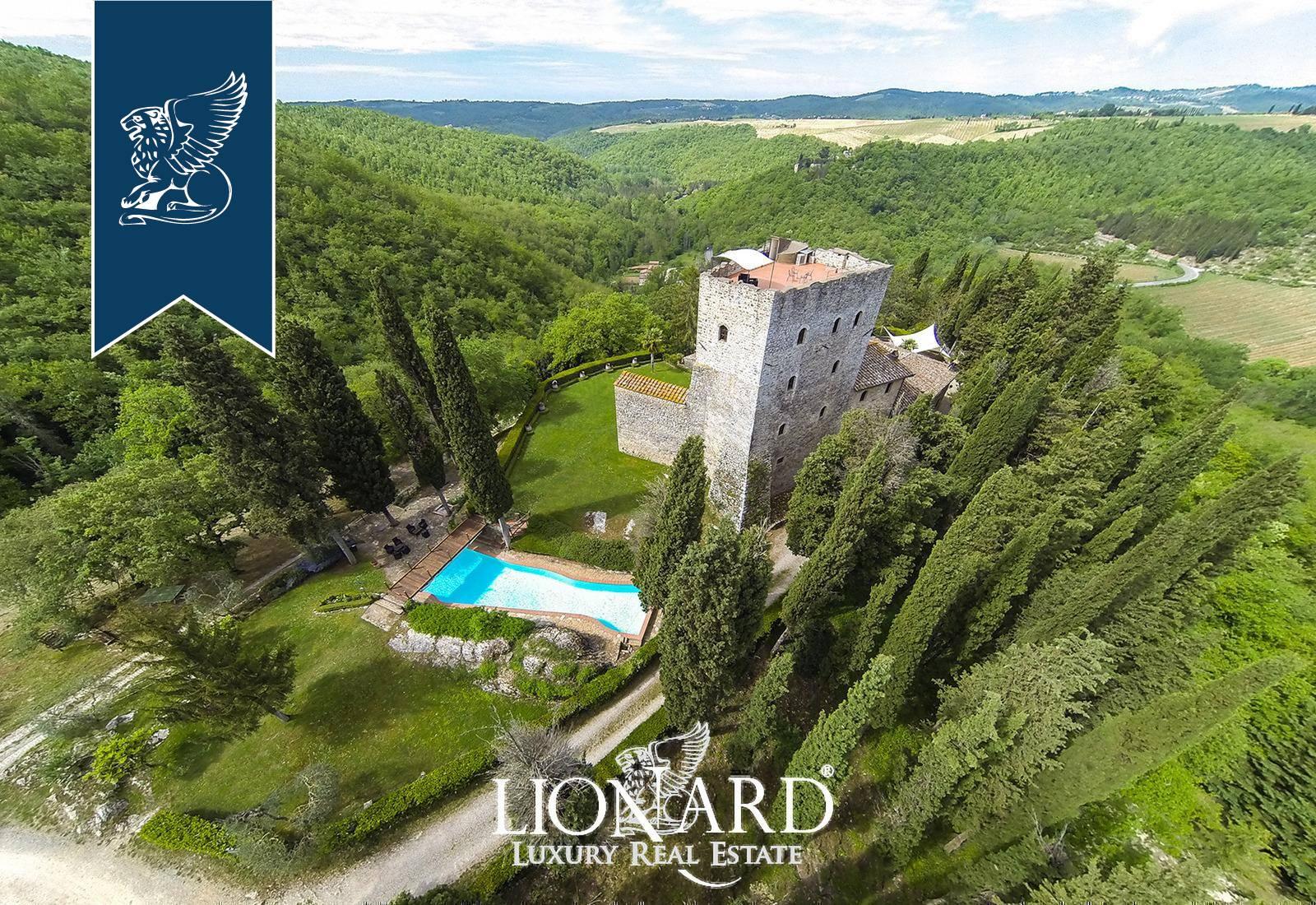 Villa in Vendita a Gaiole In Chianti: 0 locali, 4000 mq - Foto 6