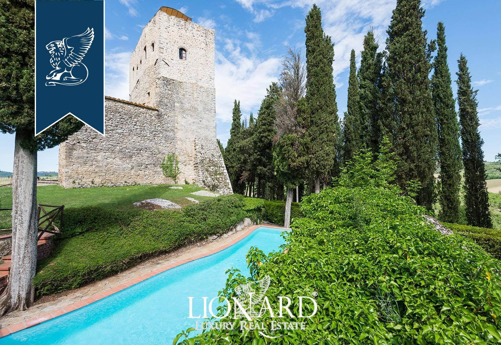 Villa in Vendita a Gaiole In Chianti: 0 locali, 4000 mq - Foto 8