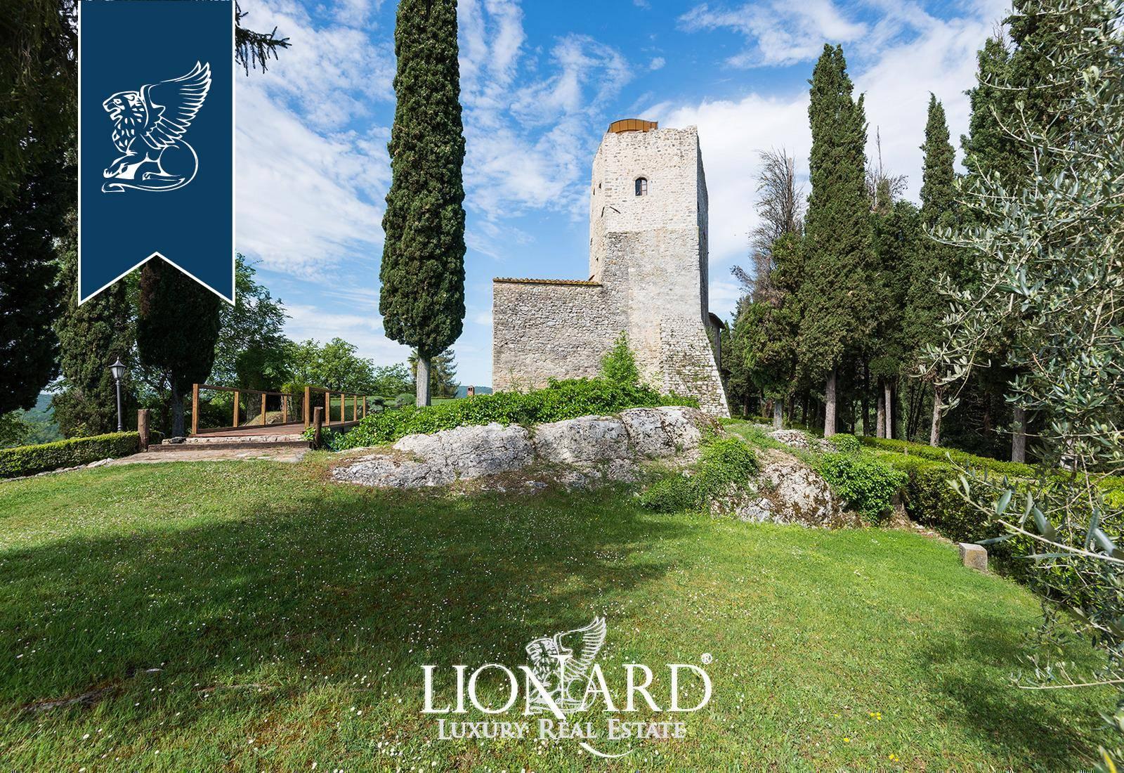 Villa in Vendita a Gaiole In Chianti: 0 locali, 4000 mq - Foto 9
