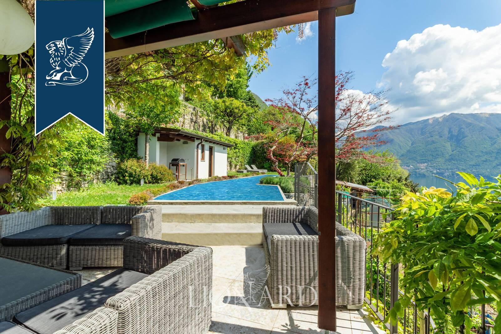 Villa in Vendita a Moltrasio: 0 locali, 400 mq - Foto 7