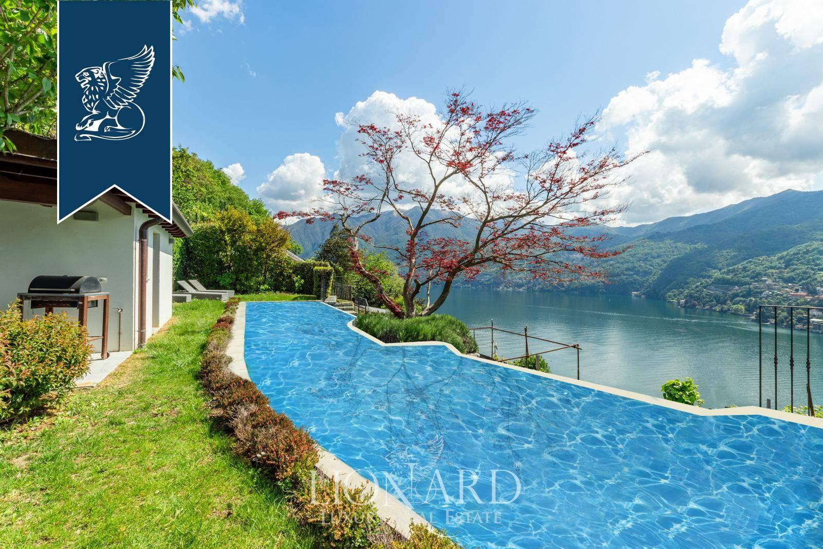 Villa in Vendita a Moltrasio: 0 locali, 400 mq - Foto 5