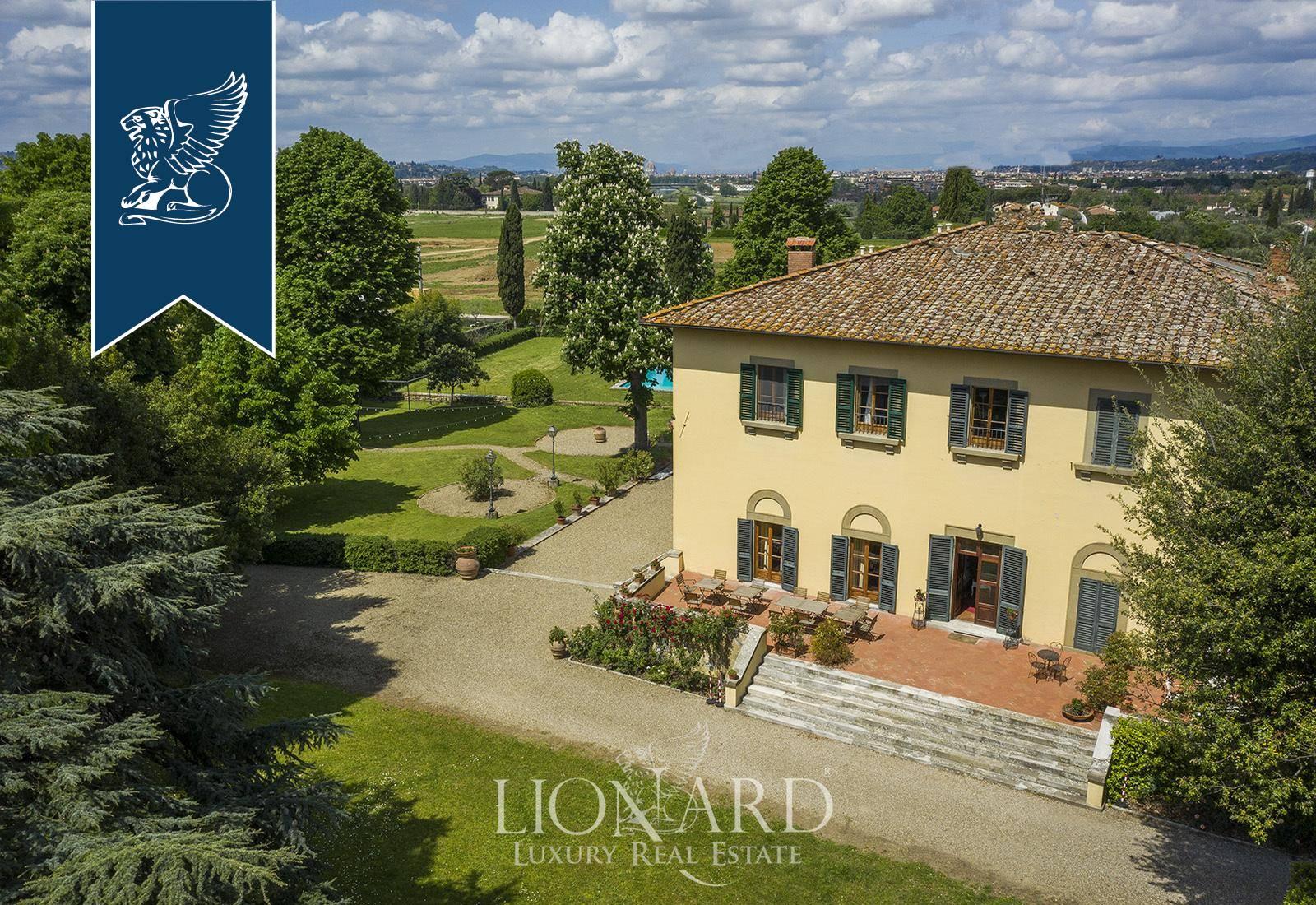 Villa in Vendita a Bagno A Ripoli: 0 locali, 980 mq - Foto 6