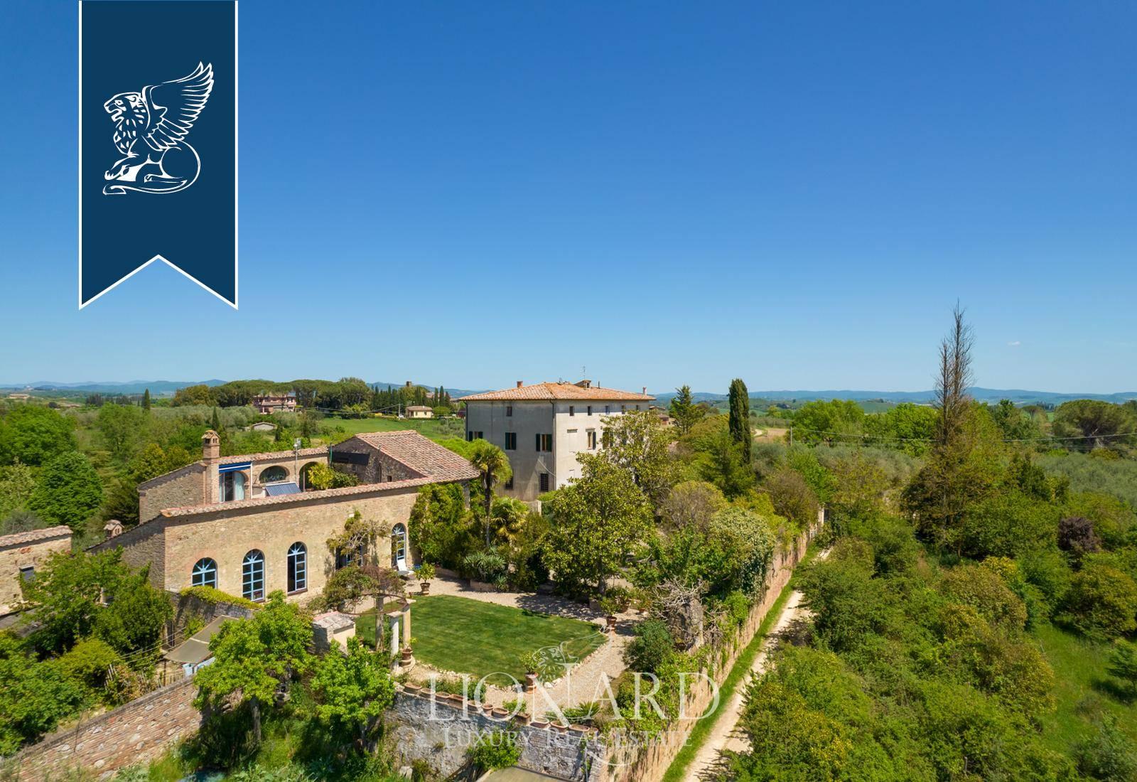 Villa in Vendita a Siena: 0 locali, 1100 mq - Foto 4