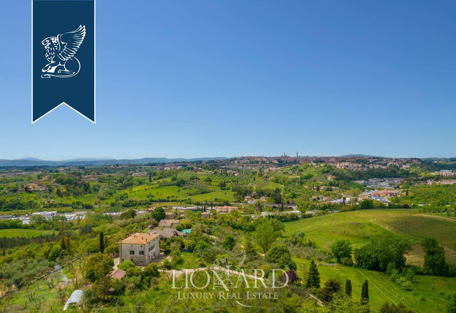 Villa in Vendita a Siena: 0 locali, 1100 mq - Foto 3