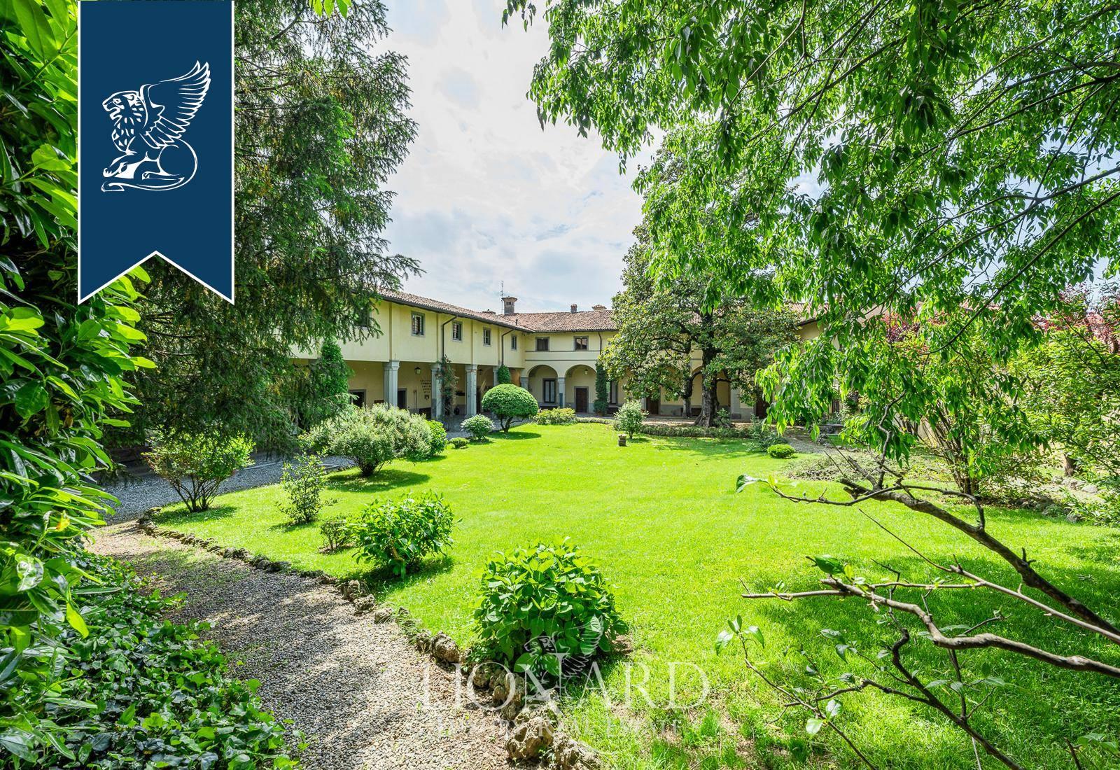 Villa in Vendita a Ponte San Pietro