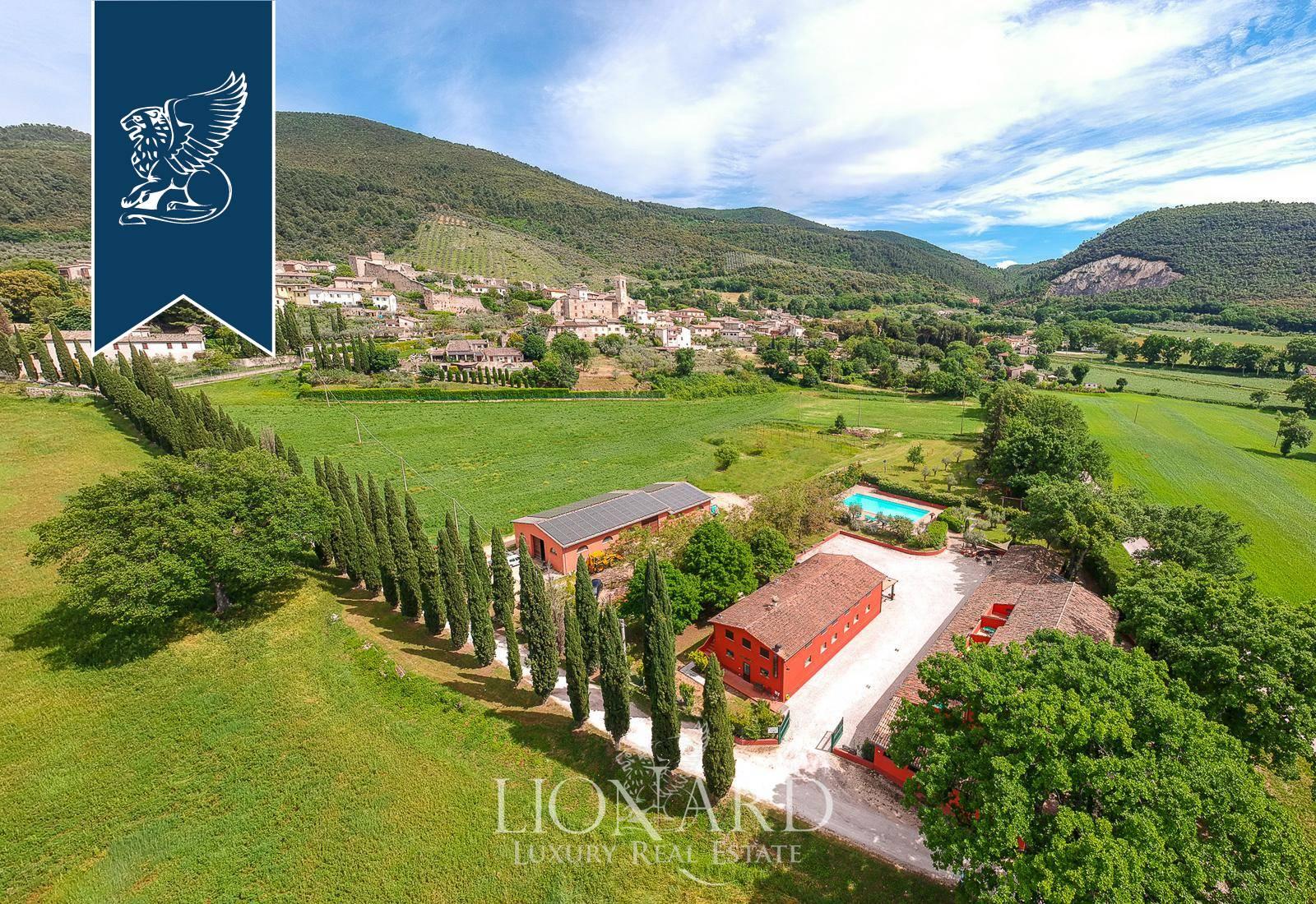 Agriturismo in Vendita a Spoleto: 0 locali, 1064 mq - Foto 4