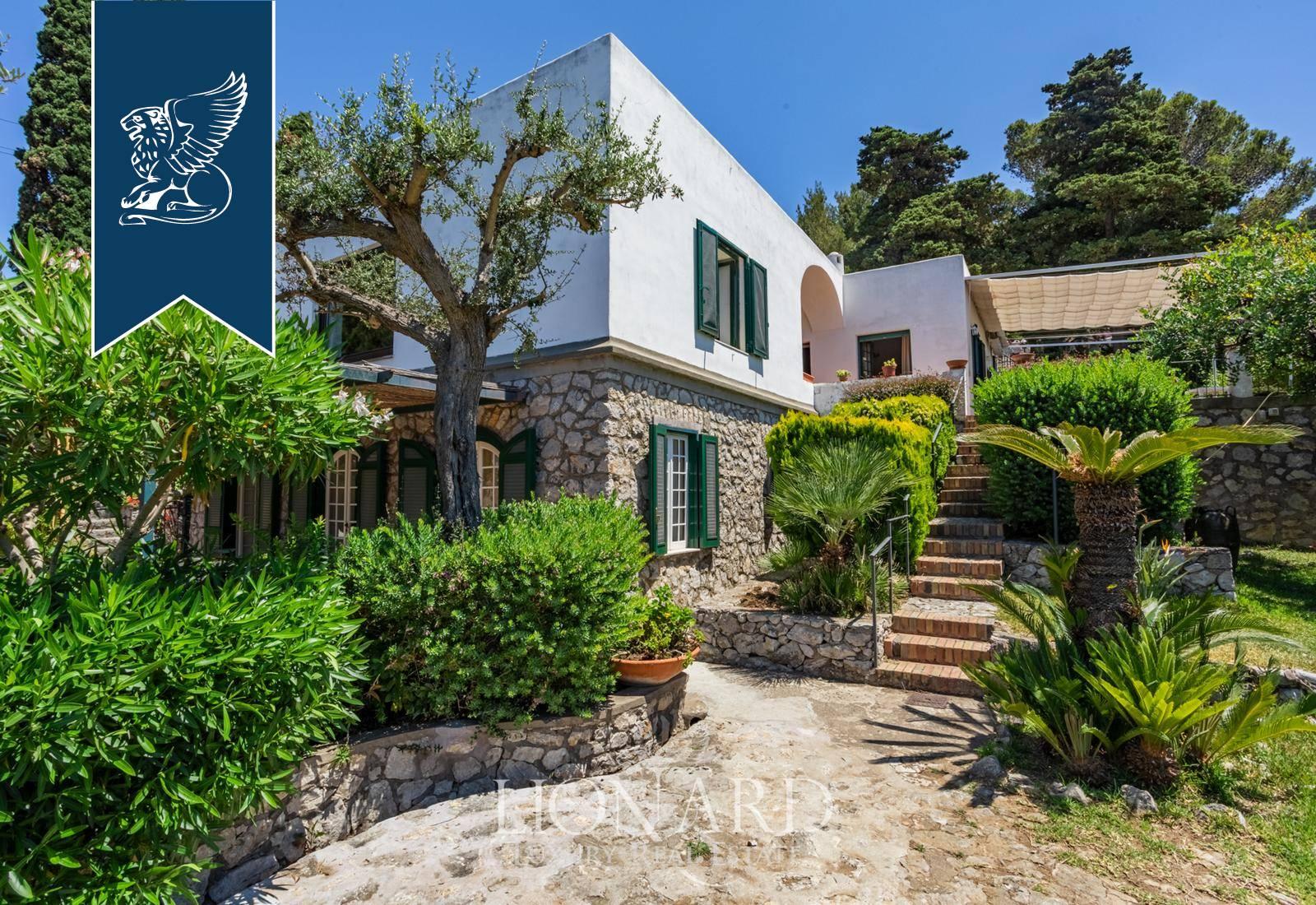 Villa in Vendita a Anacapri: 0 locali, 400 mq - Foto 1