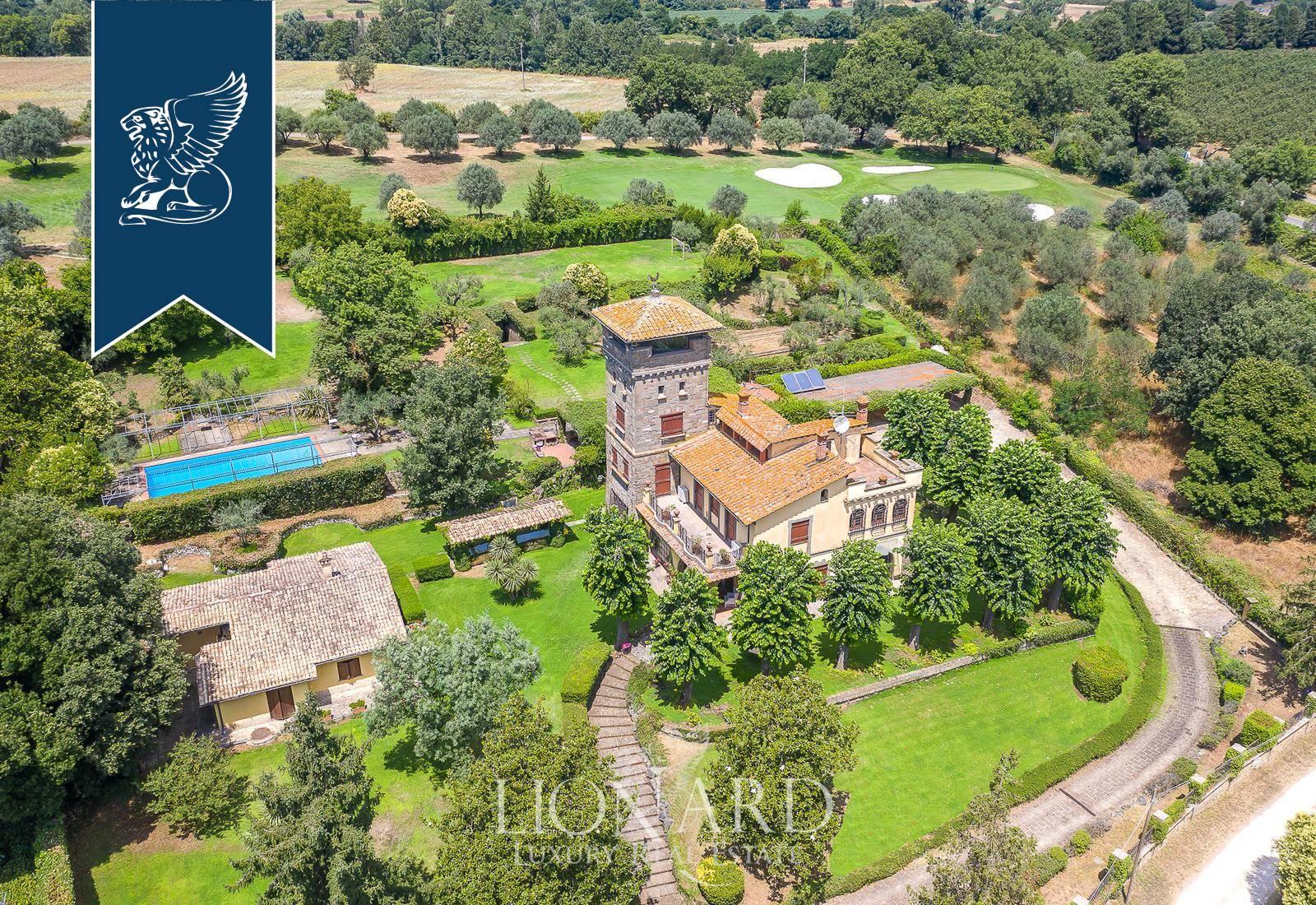 Villa in Vendita a Viterbo: 0 locali, 1000 mq - Foto 1