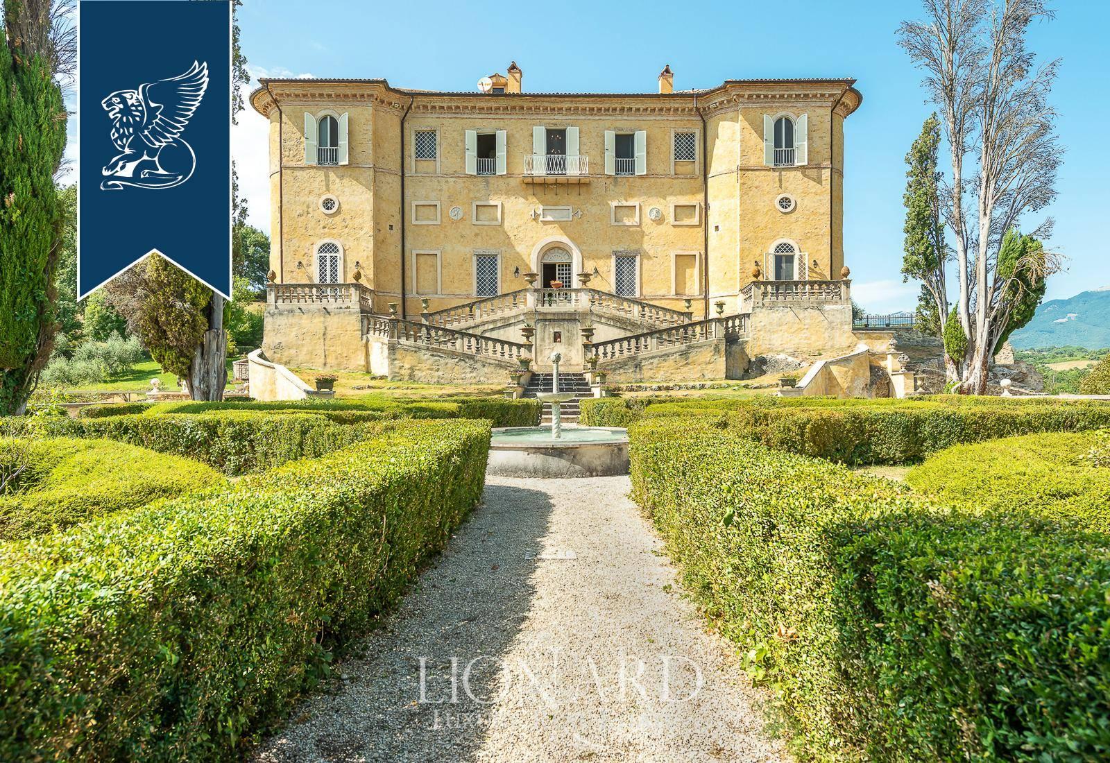 Villa in Vendita a Rieti: 0 locali, 1230 mq - Foto 8