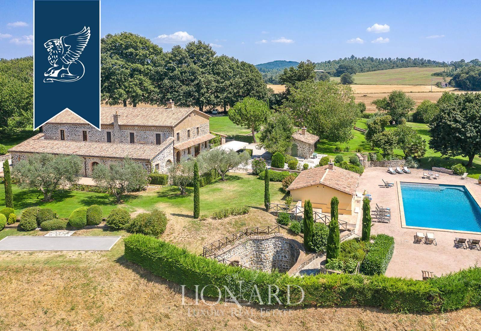 Agriturismo in Vendita a San Lorenzo Nuovo