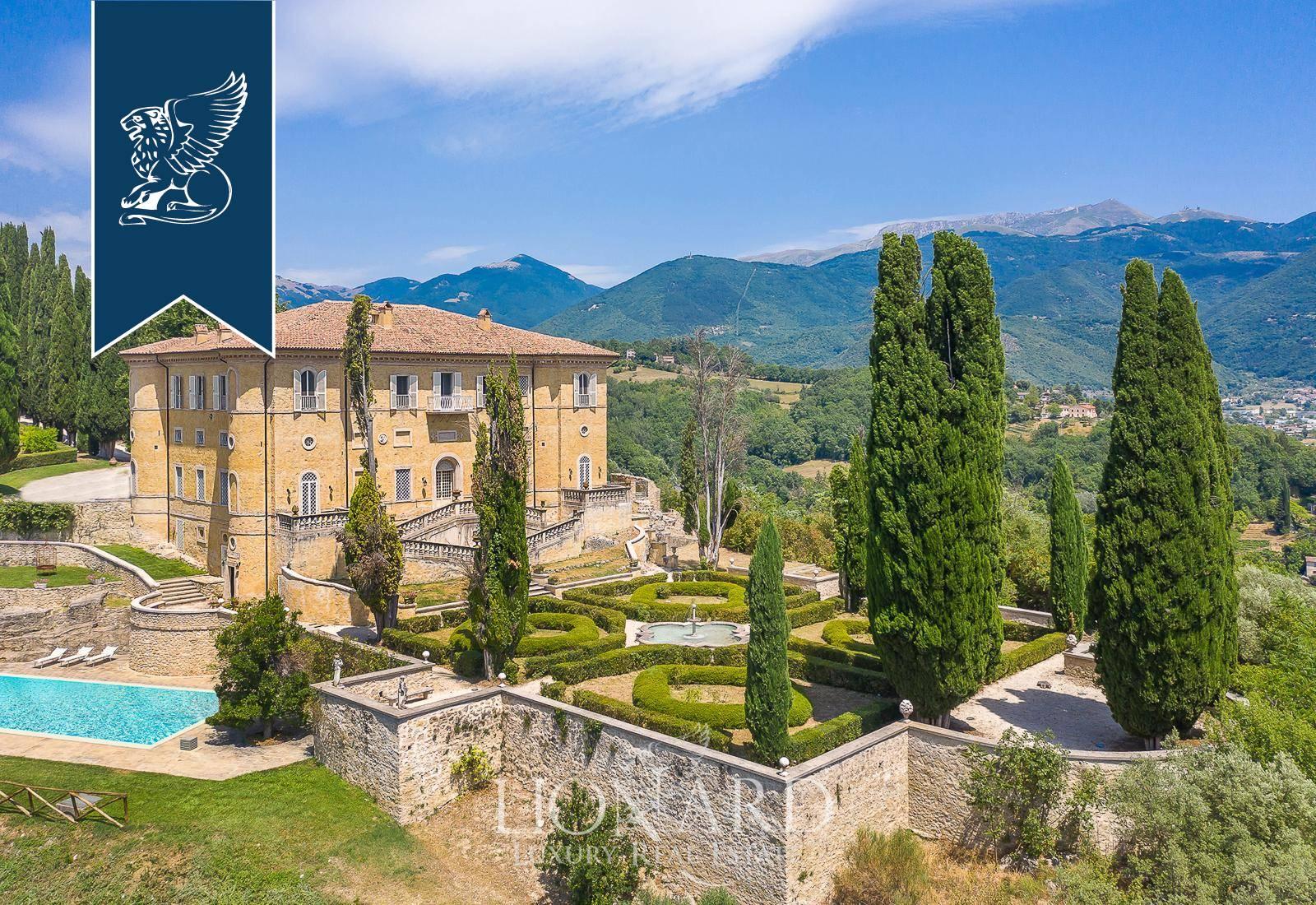 Villa in Vendita a Rieti: 0 locali, 1230 mq - Foto 1