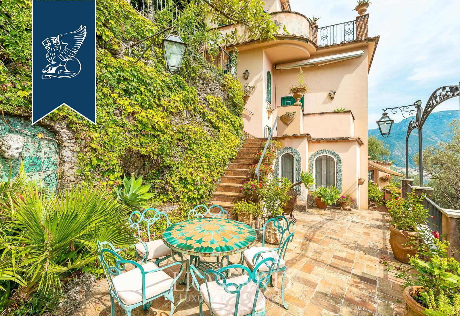 Villa in Vendita a Ravello: 0 locali, 186 mq - Foto 3