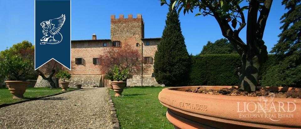 Villa in Vendita a Certaldo: 0 locali, 8500 mq - Foto 2